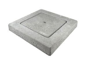 Coperchi e caditoie in cemento