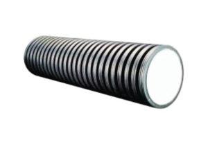 Tubo corrugato barre