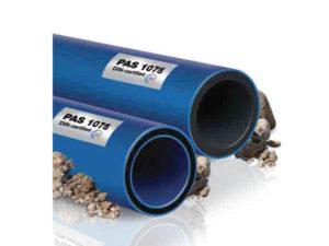 Tubo polietilene acqua/gas